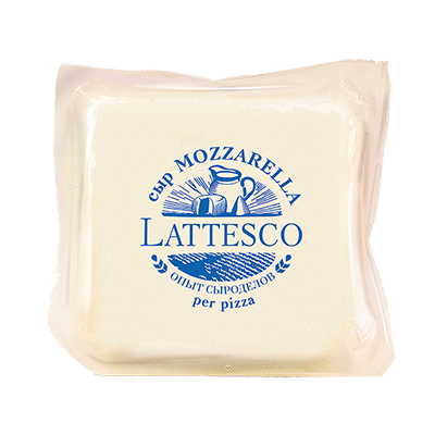 Сыр Lattesco Mozarella per Pizza